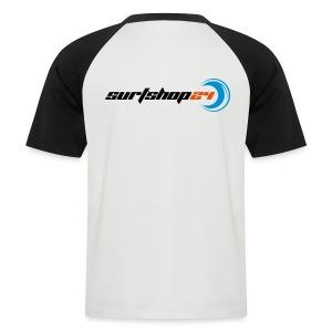Tee Two - Männer Baseball-T-Shirt