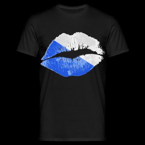 Zürich Kiss - Männer T-Shirt