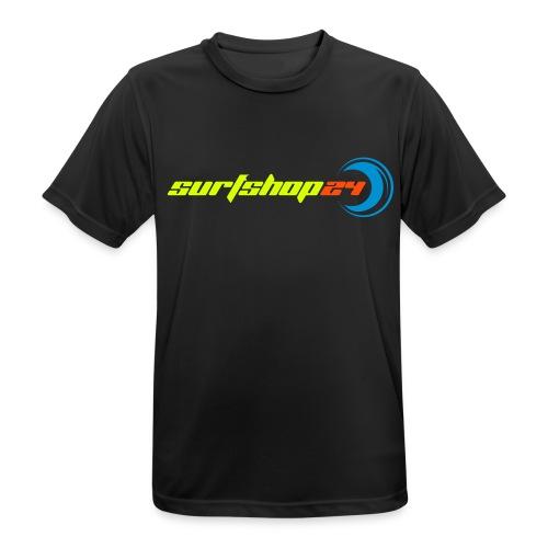 T-Shirt Pop - Männer T-Shirt atmungsaktiv