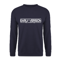 Early Version Nerd Pullover