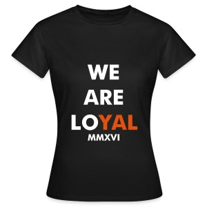 W.A.L T-Shirt (ORANGE) - Women's T-Shirt