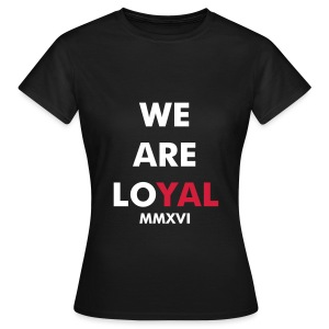 W.A.L T-Shirt (RED) - Women's T-Shirt