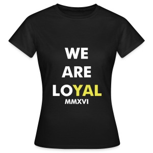 W.A.L T-Shirt (YELLOW) - Women's T-Shirt
