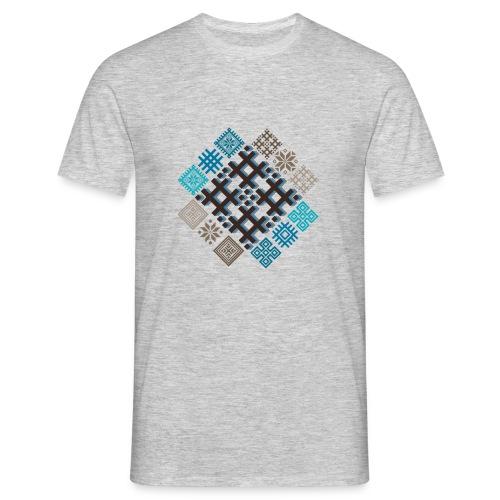 motifs scandinave - T-shirt Homme