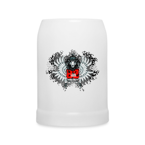 500ml BunZ beer mug - Beer Mug