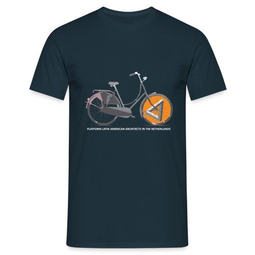 T-shirt man OMAFIETS - Mannen T-shirt