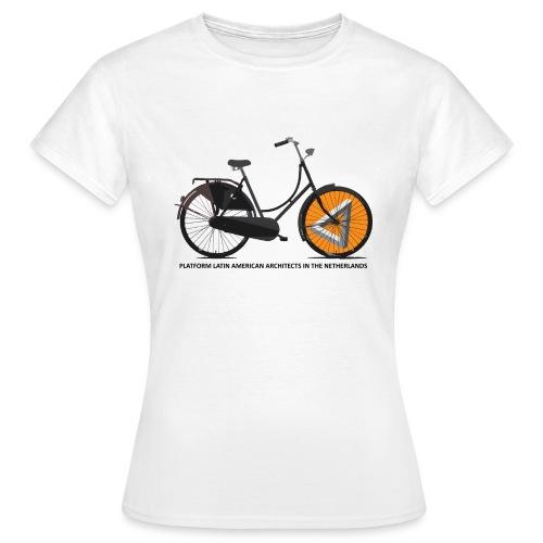 T- Shirt woman OMAFIETS - Vrouwen T-shirt