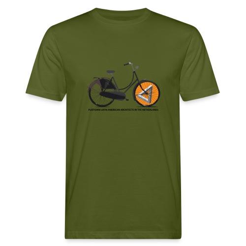 T- Shirt man OMAFIETS - Mannen Bio-T-shirt