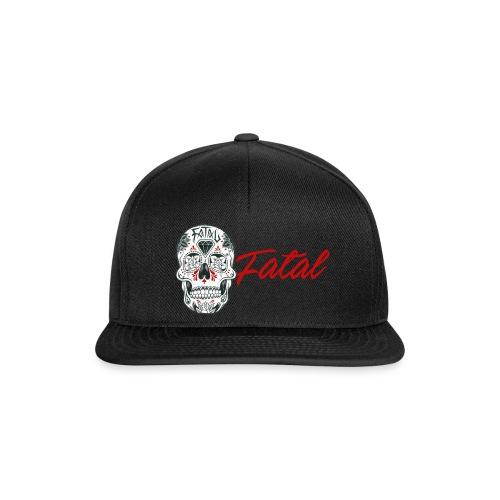 Fatal - Snapback Hat BLK  - Snapback Cap