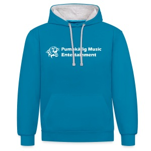 Finest in Electronic Club Music Hoodie - Kontrast-Hoodie