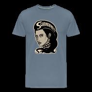 T-Shirts ~ Men's Premium T-Shirt ~ Hair Logo (men's)