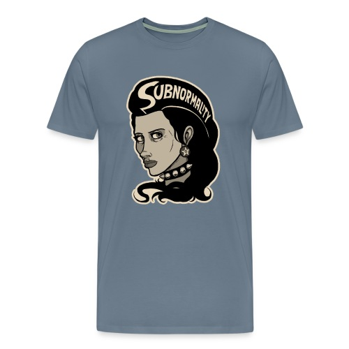 Hair Logo (men's) - Men's Premium T-Shirt