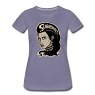 T-Shirts ~ Women's Premium T-Shirt ~ Hair Logo (women's)