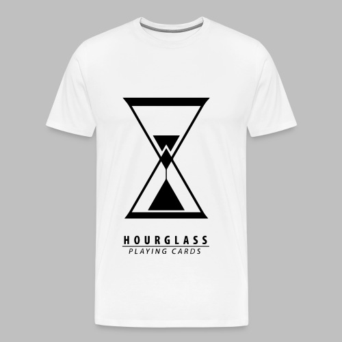 Hourglass Classic - Männer Premium T-Shirt