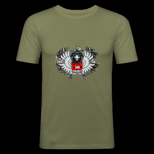 BunZ Slim Fit  - Men's Slim Fit T-Shirt