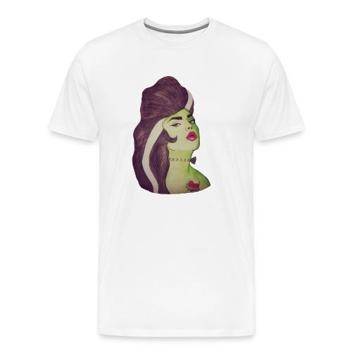 bae of frankenstein  - Men's Premium T-Shirt