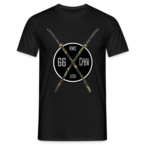 KMS - 66 Crew Shirt Männer - Männer T-Shirt