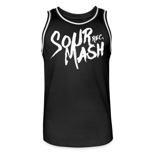 SOUR MASH Basketball-Tank - Männer Basketball-Trikot