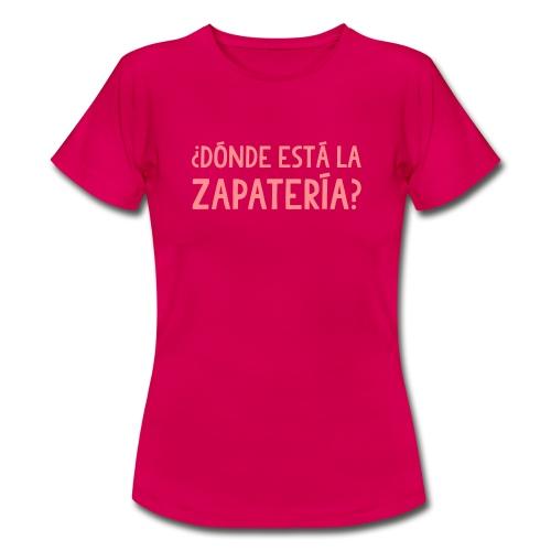 Für Party-Discorellas... - Frauen T-Shirt