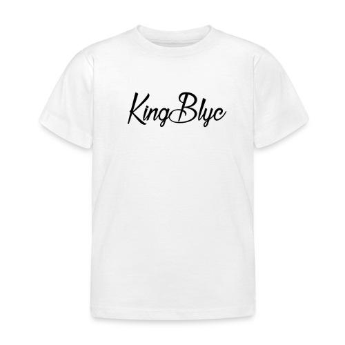 Kid's KingBlyc Large Logo T-Shirt - Kids' T-Shirt