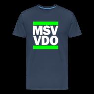 T-Shirts ~ Men's Premium T-Shirt ~ MSV VDO - Shirt