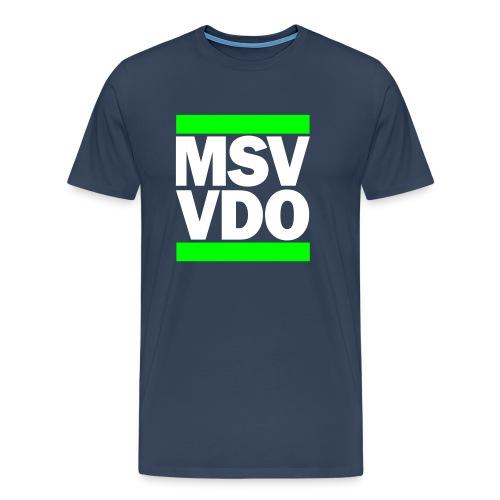 MSV VDO - Shirt - Men's Premium T-Shirt