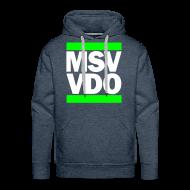 Hoodies & Sweatshirts ~ Men's Premium Hoodie ~ MSV VDO - Hoodie