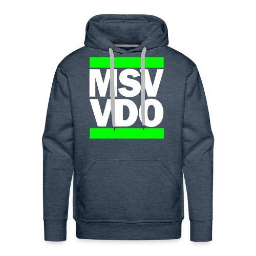 MSV VDO - Hoodie - Men's Premium Hoodie