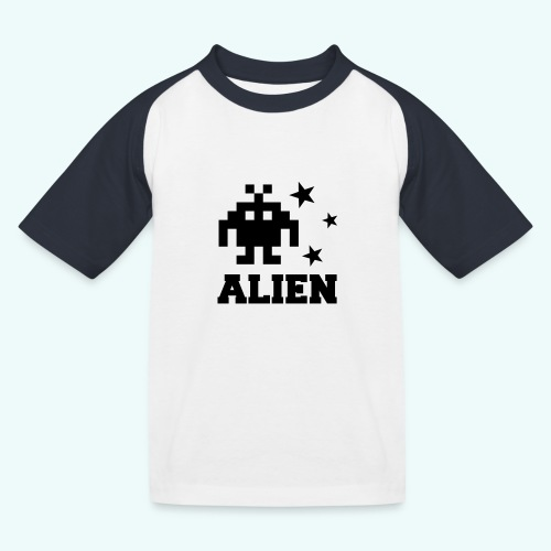 Alien - Kinder Baseball T-Shirt