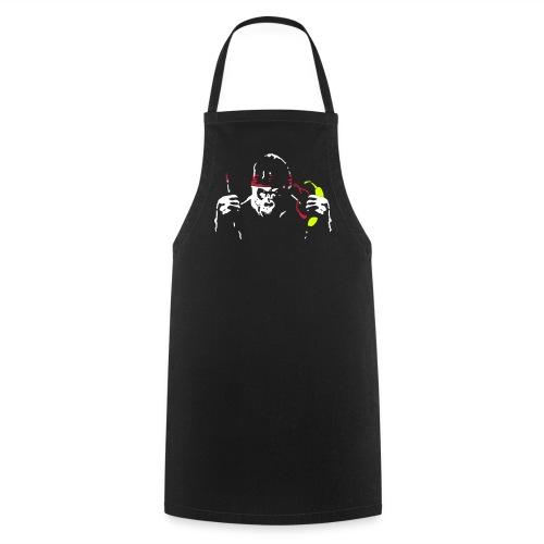 Ramborilla - Ape Chest Armor - Cooking Apron