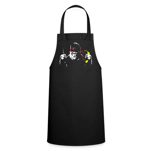 Ramborilla - Ape Chest Armor - Cooking Apron