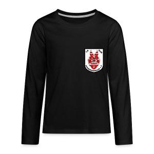 Teenager Langarmshirt - Teenager Premium Langarmshirt