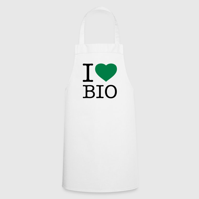 I LOVE BIO - Cooking Apron