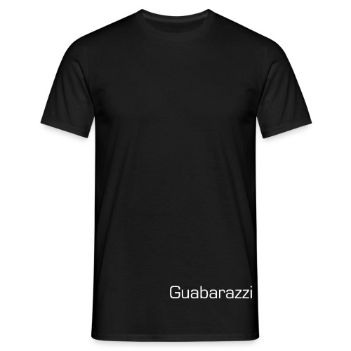 Guabarazzi copyright - Men's T-Shirt