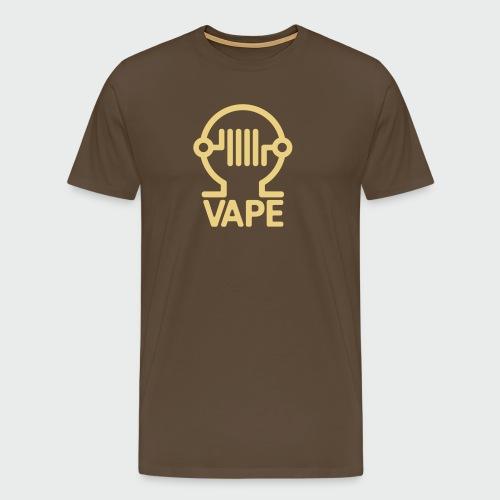 OhmCoil Vape - Männer Premium T-Shirt