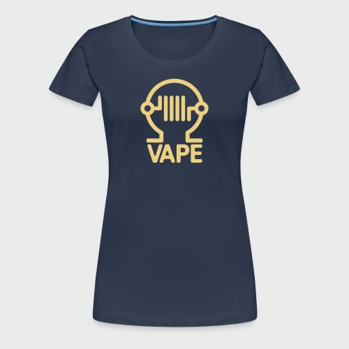 OhmCoil Vape - Frauen Premium T-Shirt