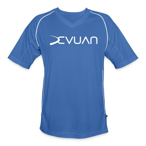 Devuan football shirt - Men's Football Jersey