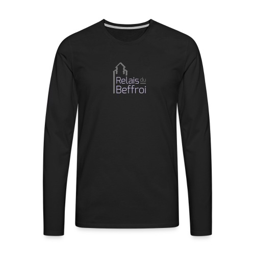 T-shirt manches longues Premium Homme