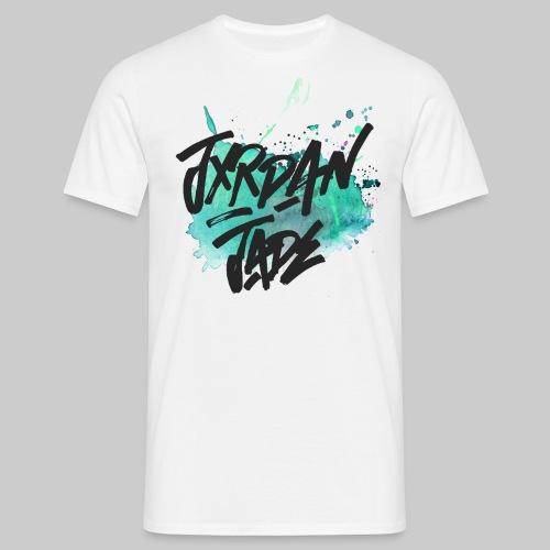 Splash White - Men's T-Shirt