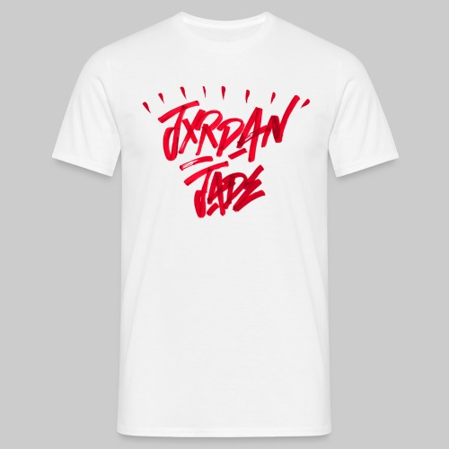 Jxrdan Red - Men's T-Shirt