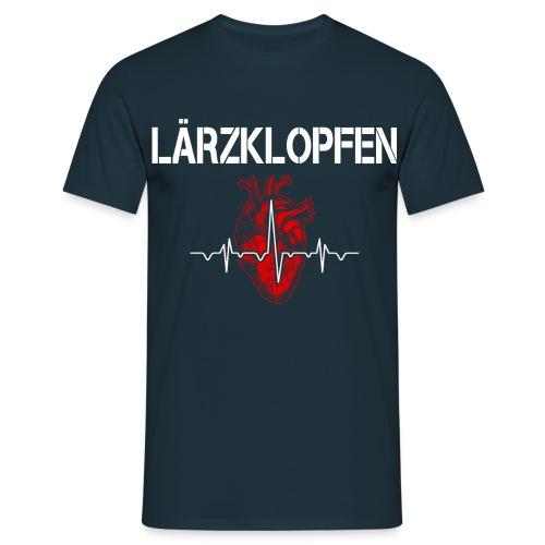 Lärzklopfen - Männer T-Shirt