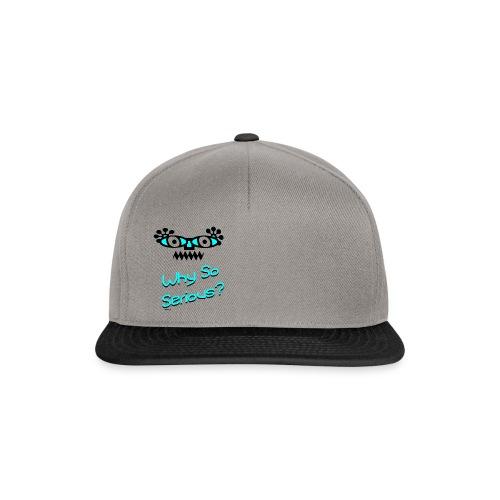 WhySoSerious Cap - Snapback Cap