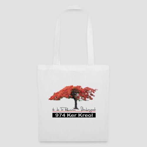 Sac tote flamboyant 974 - Tote Bag