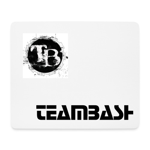 TeamBasH und dein PC vereint !!!! - Mousepad (Querformat)