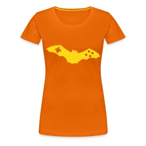 Schloss (W) - Frauen Premium T-Shirt