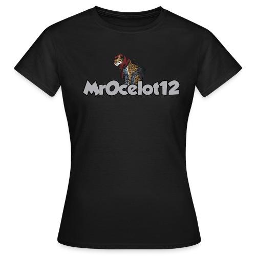 MrOcelot Homme court cintrer  - T-shirt Femme
