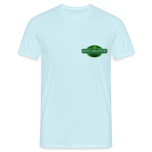 Herre T-Shirt - DG CREW - Herre-T-shirt
