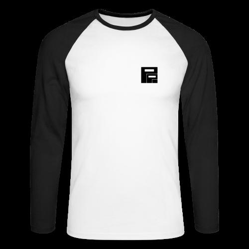Pp. - Men's Long Sleeve Baseball T-Shirt