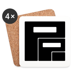 Pp. - Coasters (set of 4)