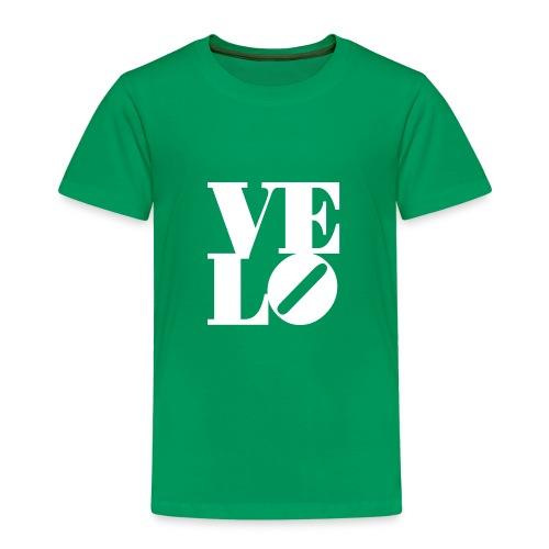 Kinder-Love-Velo-Shirt - Kinder Premium T-Shirt
